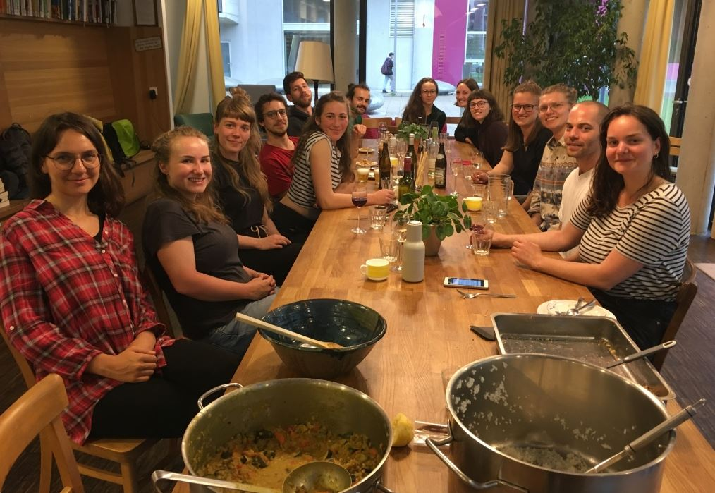 """Workshop """"Gemeinsam Leben"""" in Kooperation mit der BOKU"""