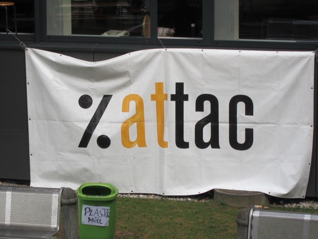 Wohnprojekte-Workshop auf der attac SOAK in Klagenfurt