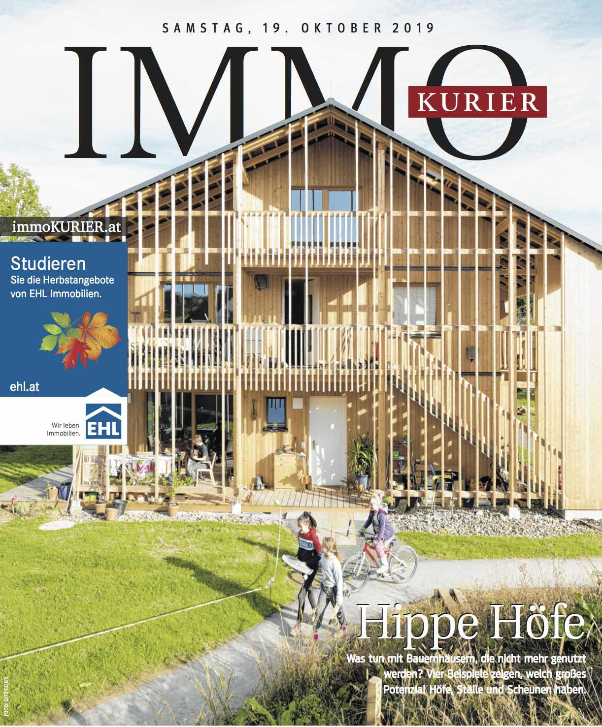 Neues Leben für alte Bauernhäuser