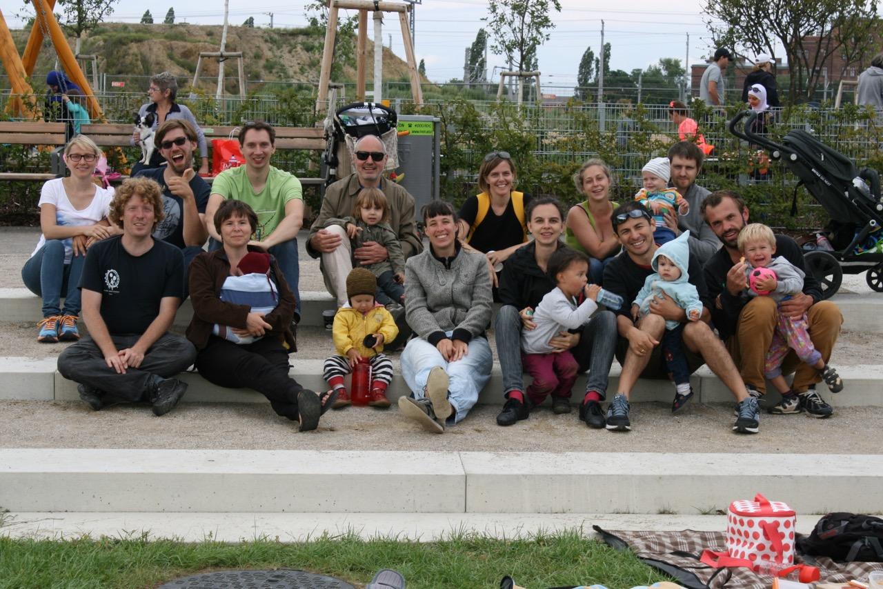 Baugruppe Grüner Markt sucht Mitbewohner*innen