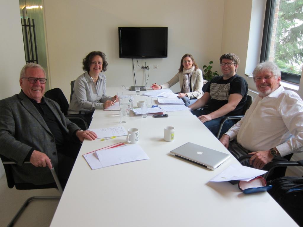 Erste AR-Sitzung mit neuen Mitgliedern