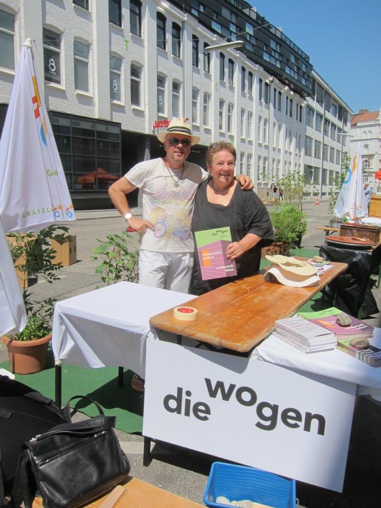 Goldschlagstraßenfest Juni 2017
