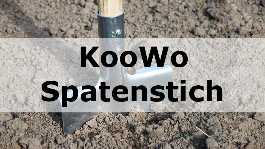Einladung zum Spatenstich KooWo Volkersdorf, 23. März 18, 14 Uhr