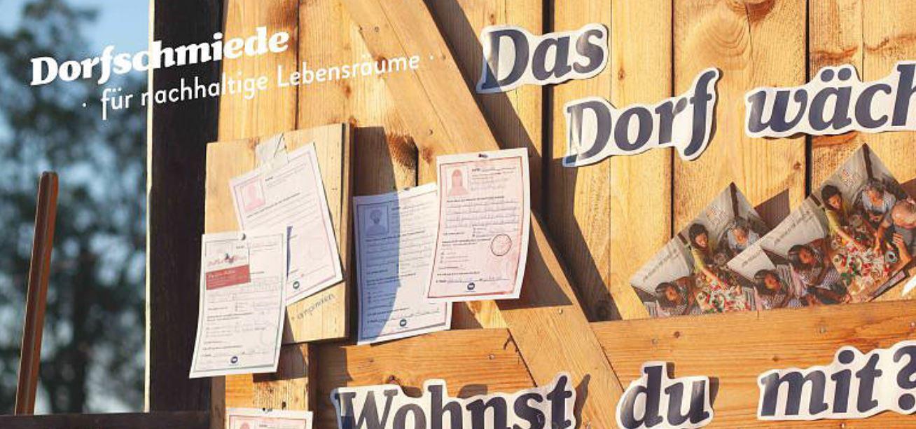 Dorfschmiede bietet Workshop zur Gründung eines Wohnprojektes an!