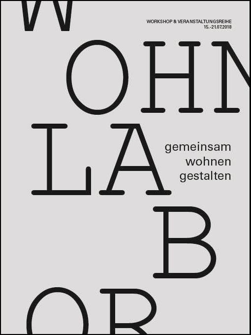 Publikation «gemeinsam wohnen gestalten» von wohnlabor, HDA Verlag 2019